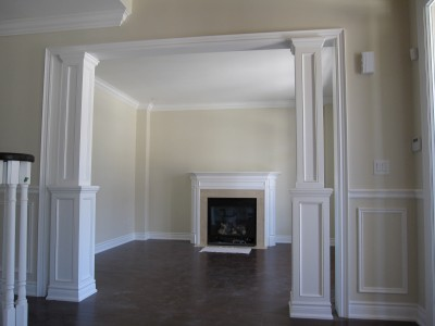 Crown Moulding Wainscoting Insulation Contractor